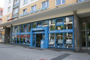 Service-Center Magdeburg